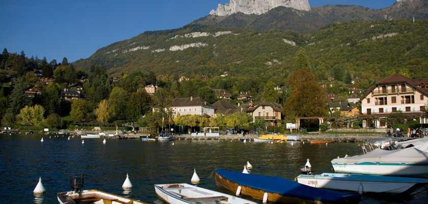 Lake view, Lake Annecy, Talloires, France.jpg